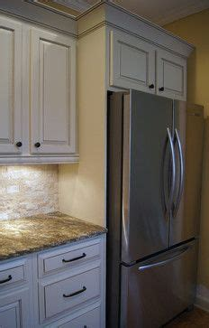 how to cover refrigerator with cabinet refrigerators nooks and side panels on pinterest