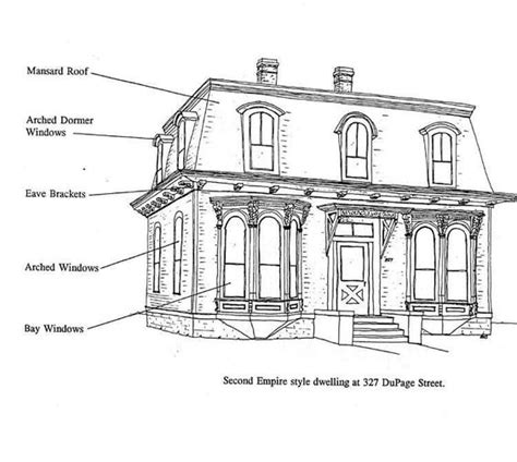 House Plans Mansard Roof Google Search Carriage House Mansard House Plans