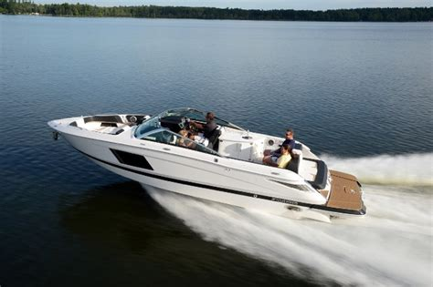 larson boats vs four winns 10 top express cruisers favorites for family boating fun