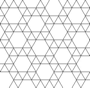 shape pattern theory shapes that tessellate y1 math pinterest patterns