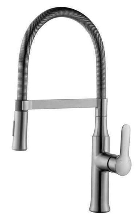 Magnetic Faucet by Allora A 730 Bn Kitchen Faucet Magnetic Pull Out Sprayer