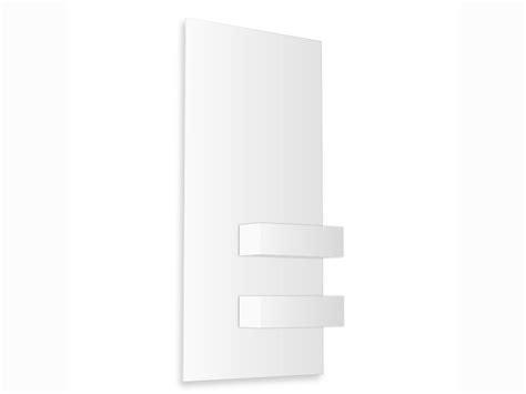 Slim Wall Shelf Electric Wall Mounted Aluminium Towel Warmer Slim