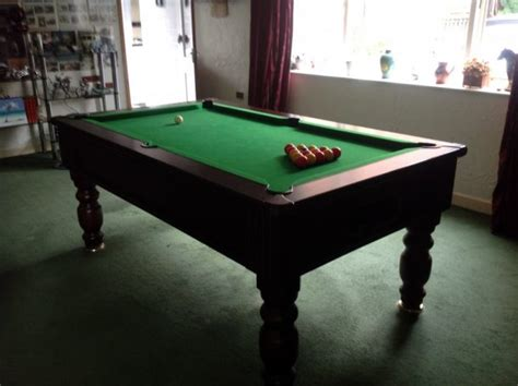 6 ft tables for sale pool table for sale 6ft sized in stapleford nottingham 163