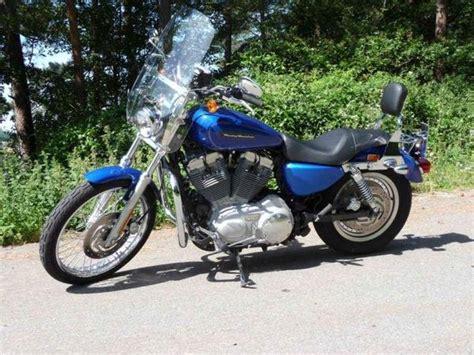 Motorr Der Gebraucht Kaufen Freiburg by Harley Davidson Xl 883 Sportster 40 Kw 10124 Km Ez 03