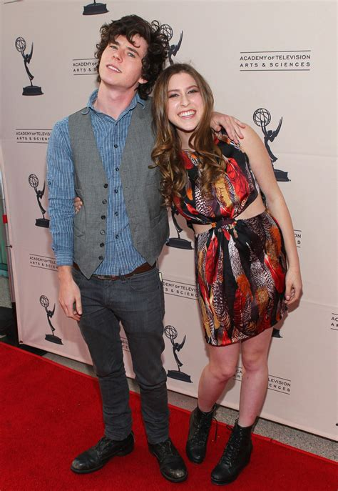 charlie mcdermott and eden sher photos photos the