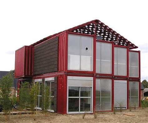 box car house this house is made of railroad box car containers way cool box cars pinterest