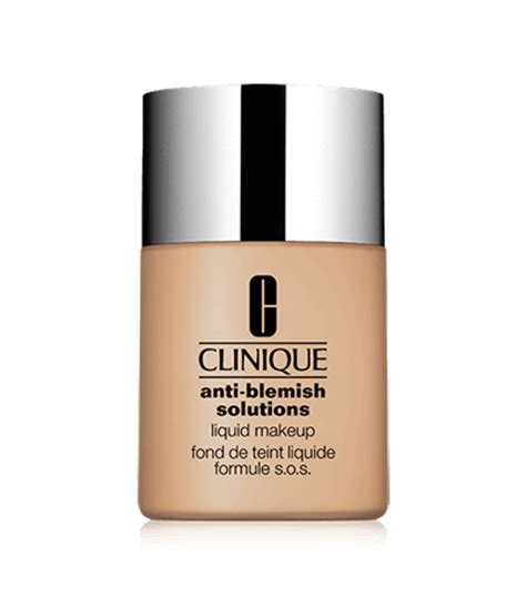 Clinique Anti Blemish Foundation anti blemish solutions liquid makeup clinique germany