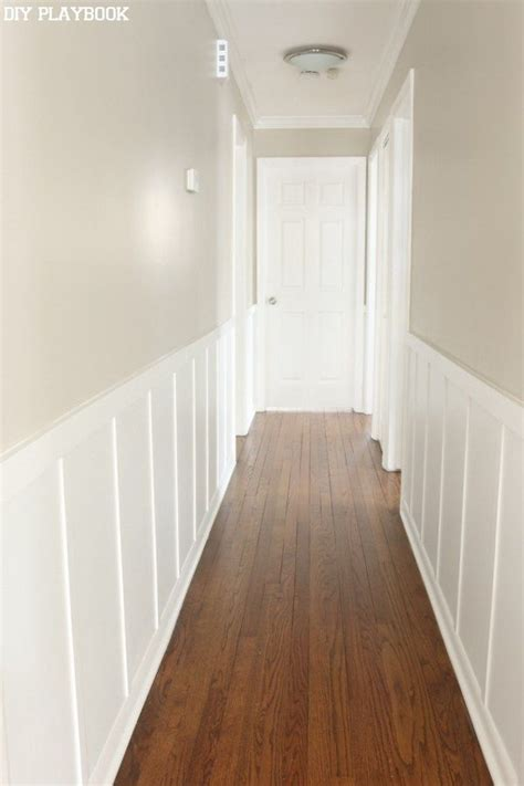 Wainscoting Hallway by 25 Best Ideas About Wainscoting Hallway On