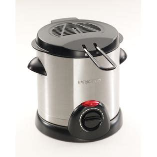 presto kitchen appliances presto stainless steel electric deep fryer appliances