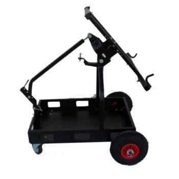 carrello porta kart usato carrello ribaltabile portakart