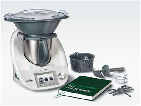 nouveau robot de cuisine thermomix