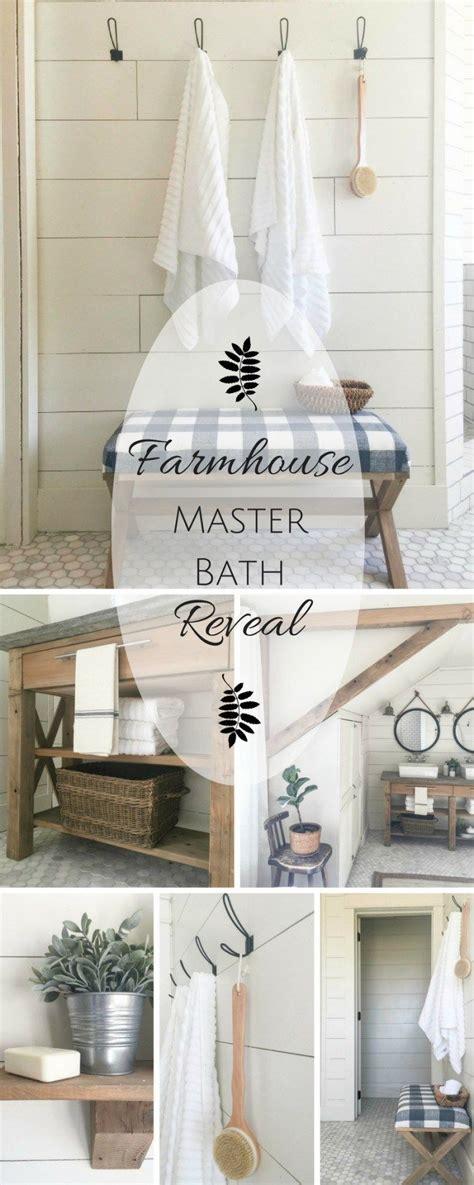 farm bathrooms best 25 farmhouse style bathrooms ideas on pinterest