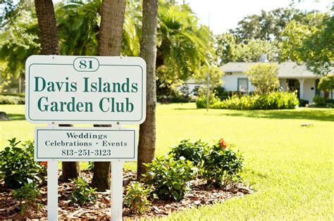 Davis Island Garden Club by Diy Vintage Davis Islands Garden Club Wedding Ta
