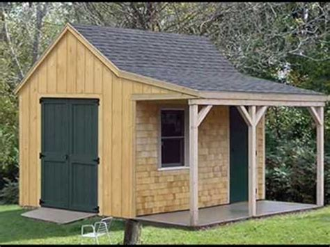 choose storage shed style youtube