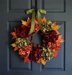 Outdoor Front Door Wreaths Fall Wreath Autumn Wreath Front Door Wreaths Outdoor