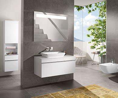 badkamerspiegels villeroy en boch spiegelkasten en badkamerspiegels van villeroy boch