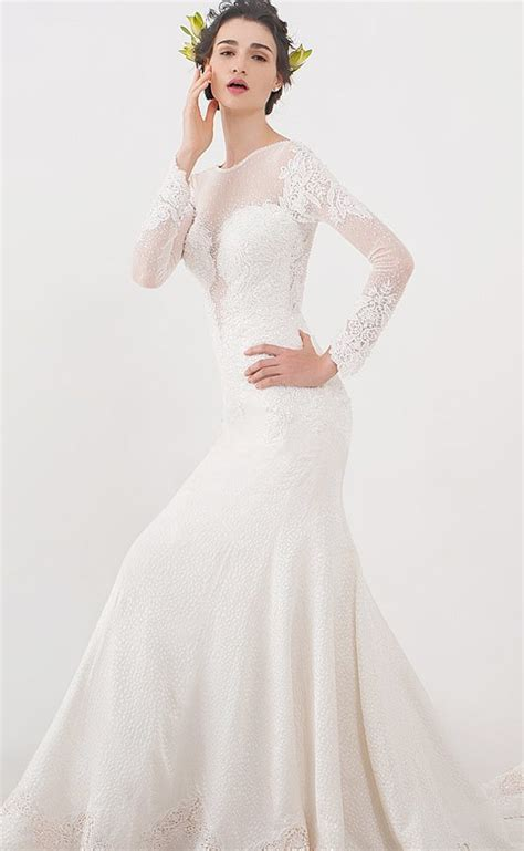 Modern Wedding Dresses by Modern Wedding Dresses With Classic Charm Modwedding
