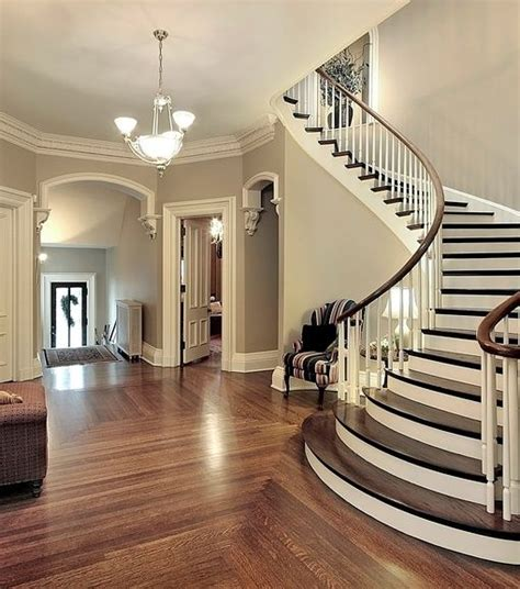 beautiful entryways beautiful entry the curved stairs and staircase entryways staircases homechanneltv
