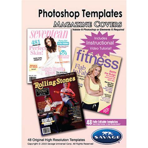 savage magazine covers photoshop templates pst108 b h photo