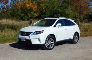 Used Lexus Rx450h Suv Review 2015 Lexus Rx 450h Sportdesign Driving