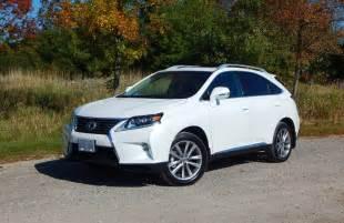 suv review 2015 lexus rx 450h sportdesign driving