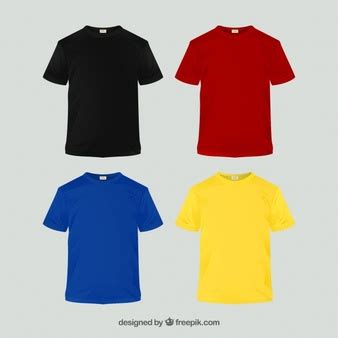different color shirt t shirt vectors photos and psd files free