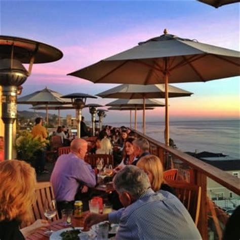 roof top bar laguna the rooftop lounge lounges laguna beach ca reviews