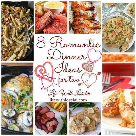 romantic dinner ideas 8 romantic dinner ideas for two life with lorelai