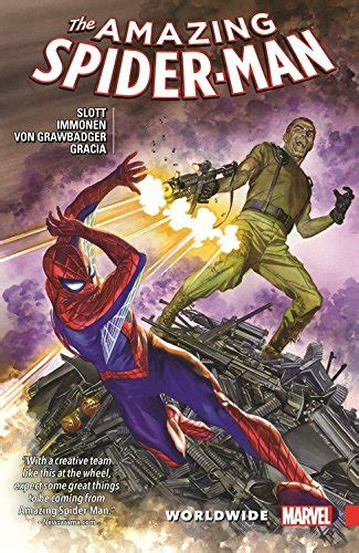 amazing spider worldwide vol 7 books biography of author dan slott booking appearances speaking
