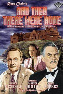 rene clair yönetmen 10 k 220 199 220 k zenci and then there were none 1945 full hd