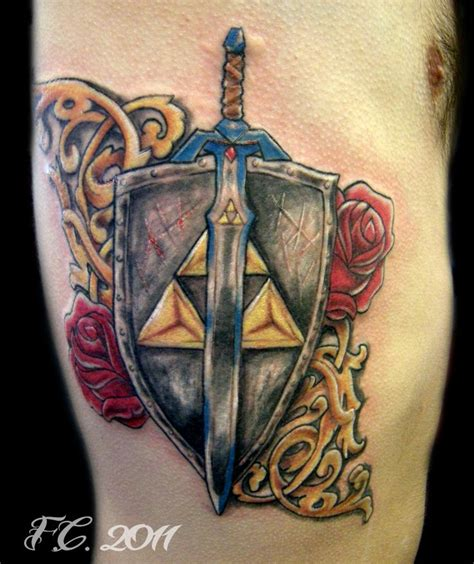 pinterest zelda tattoo zelda crest by freddcheetham on deviantart tattoo ideas