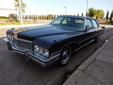 1973 Cadillac Fleetwood by 1973 Cadillac Fleetwood Brougham For Sale In Ontario