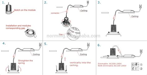 wiring diagram for led downlights wiring diagram with