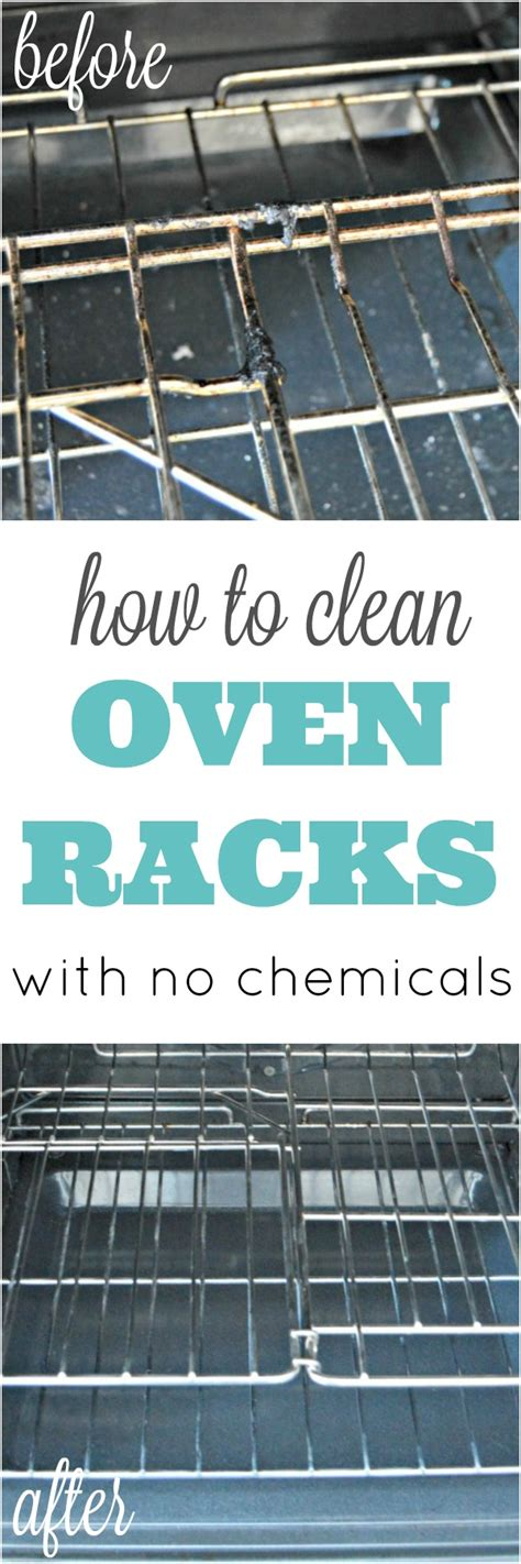 How To Clean Oven Rack how to clean oven racks without harmful chemicals 4 real