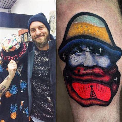 tattoo dybala braccio daniele de rossi nuovo tattoo il centrocista si 232