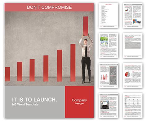 Template Chart Powerpoint – Quarterly Sales Chart Powerpoint Keynote template