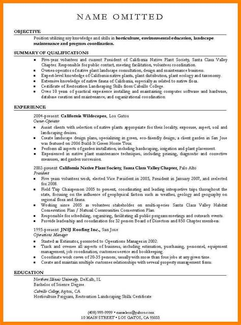 Career Objective Resume Exles by Objective Statement Exles 28 Images Internship Cover