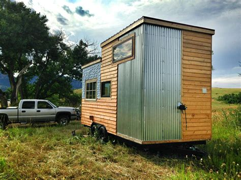 tiny house siding beautiful modern tiny house swoon