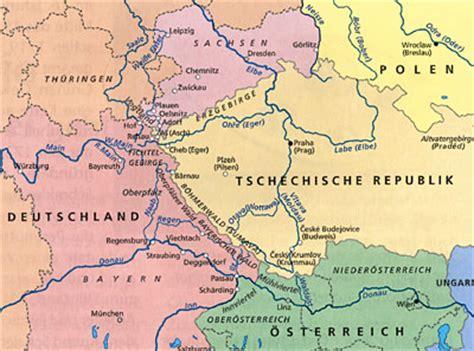 karte deutschland tschechien landkarte tschechien mit stra 223 enkarte und satellitenperpektive