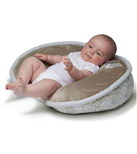 What Is A Boppy Pillow Used For by Boppy Pillow With Luxe Slipcover Elephant Snuggle