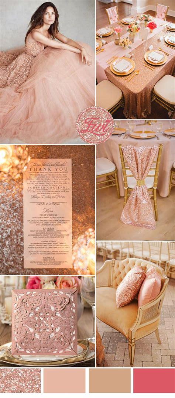 pink and gold wedding motif best 25 blush pink weddings ideas on