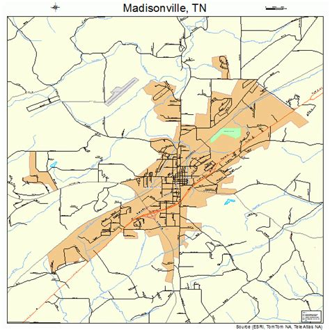 madisonville map madisonville tn pictures posters news and on