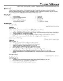 Resume Job Title For Fast Food by Interesting Cashier Resume Examples For Job Application