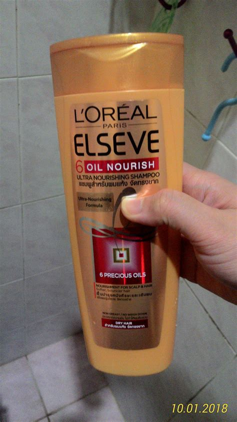 L Oreal Fall Resist Harga l oreal elseve 6 nourish shoo reviews