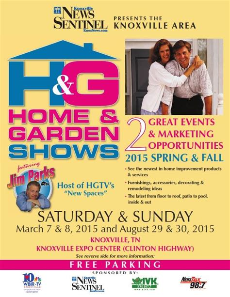 knoxville home design and remodeling show 2015 home and garden show knoxville expo center