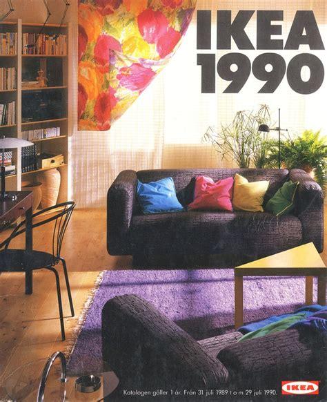 1990s design ikea 1990 catalog interior design ideas