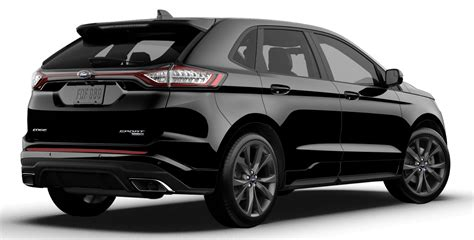 2019 Ford Edge by 2019 Ford Edge Preview Price Engine Competition