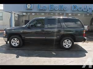 Labelle Chevrolet Chevrolet Tahoe Lt 2005 2005 Chevrolet Tahoe Lt Car For