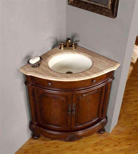 17 best ideas about corner bathroom vanity on