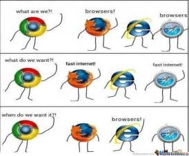 Who Are We Browsers Meme - internet browsers by blackdeath 663 meme center